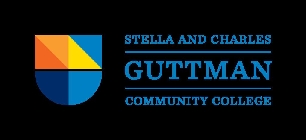Stella and Charles Guttman Community College logo